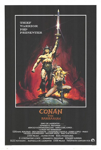 Conan the Barbarian (of Web Development)