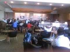 AA Admirals Club at DFW