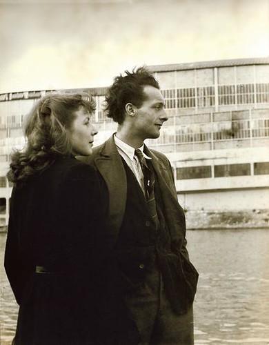 André und Dorine Gorz, Foto von imago