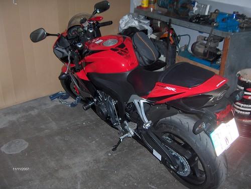 Mi CBR 600 RR 07