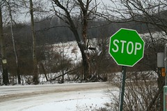 Stop!: A standstill in environmental thinking