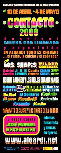 Festival de Musica Chicha con Limonada