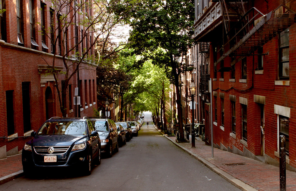 Beacon Hill Street