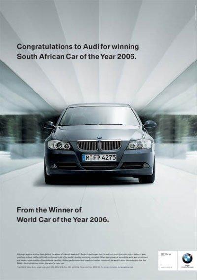 marketing BMW