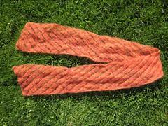 Scarf_2007Oct15_OrangeDiagonals