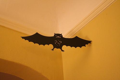 Owly Shadow Puppets - bats!