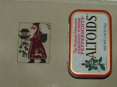 Prairie Schooler Santa 1998