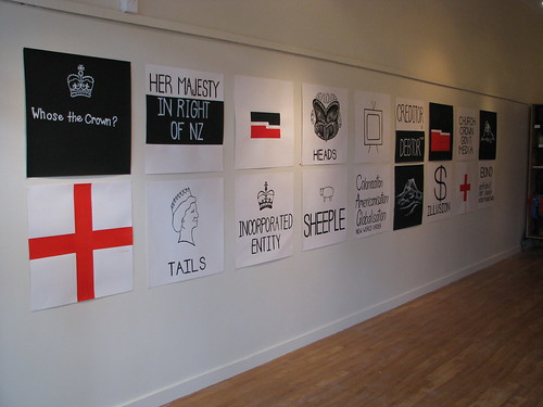 Install at Fresh Gallery Otara