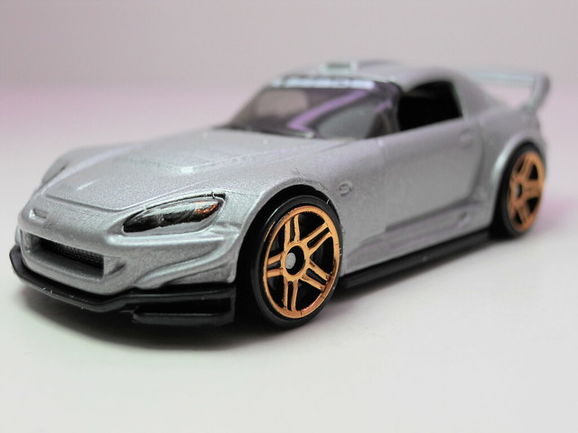 hot wheels silver honda s2000 (2)