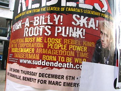 band of rebels benefit for marc emery
