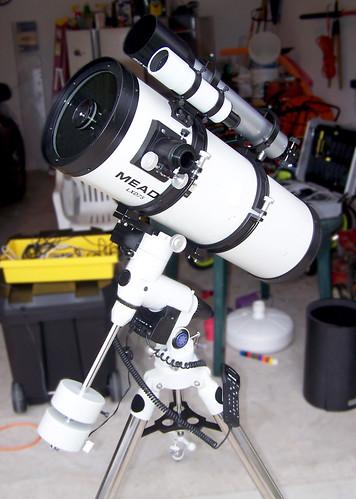 My Telescope Rig - 1/26/08