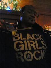 Clarence says Black girls rock