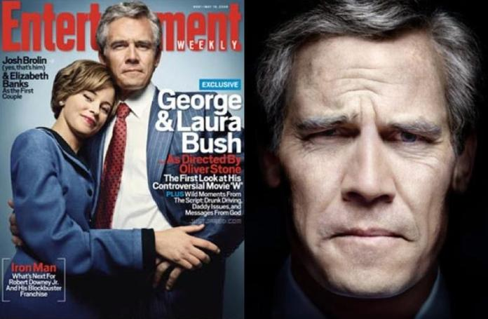 JOSH BROLIN GEORGE W BUSH