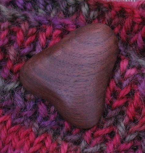 Tzarina Wrap Button