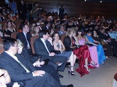 CCE Primera fila ceremonia