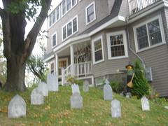 front graveyard