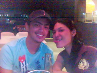 gio and I in eastwood