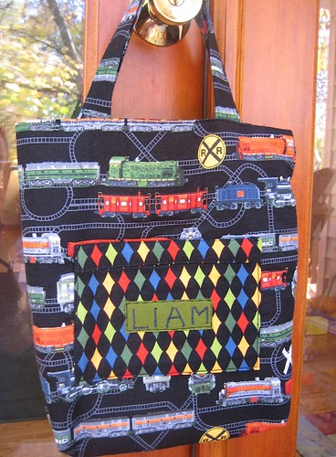 Boy's Book Bag