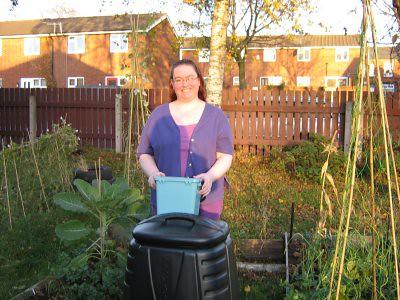 the compost bin publicity photo