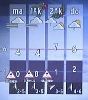 weerberichtKerst