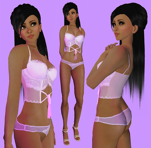 carnal lilac camisole