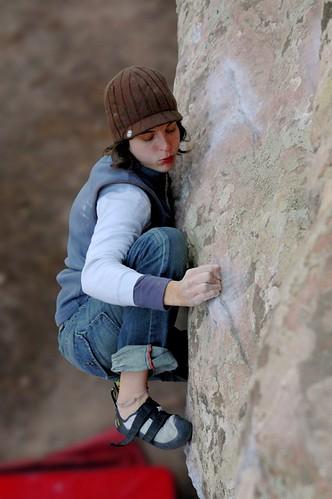 Vanesa Burillo en Albarra