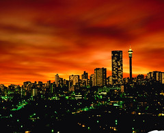 Johannesburg Nights(The City of Gold)