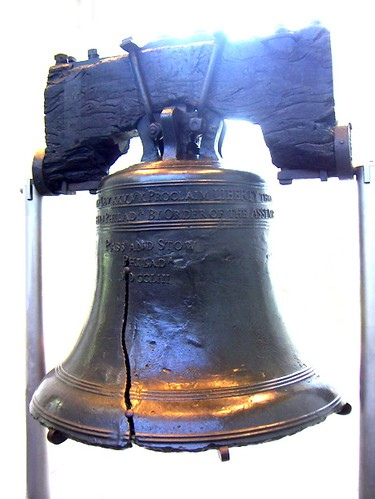 Liberty Bell - Independence Bell - Old State House Bell