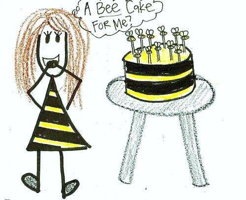 Birthday Bee 1