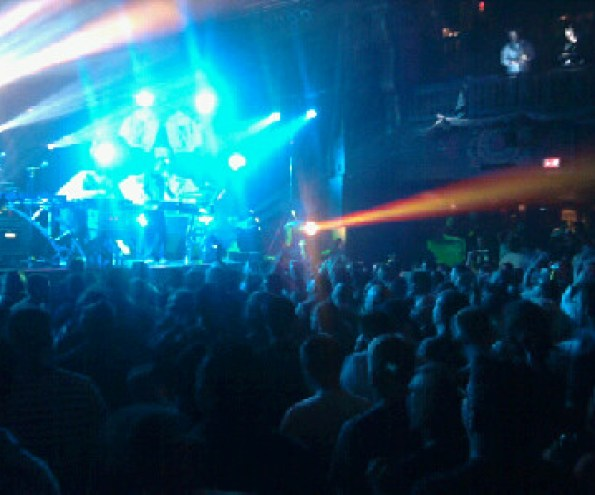 The Crystal Method at House of Blues Orlando