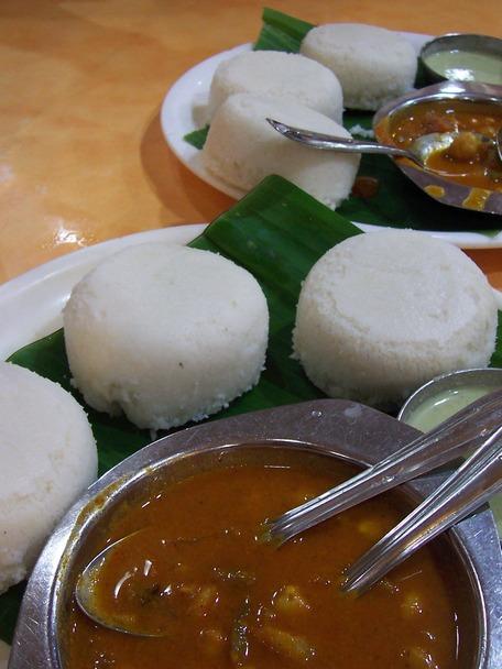 idli at swathi restaurant