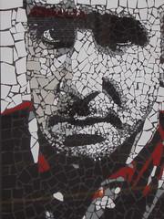 Eric Cantona by Mark Kennedy