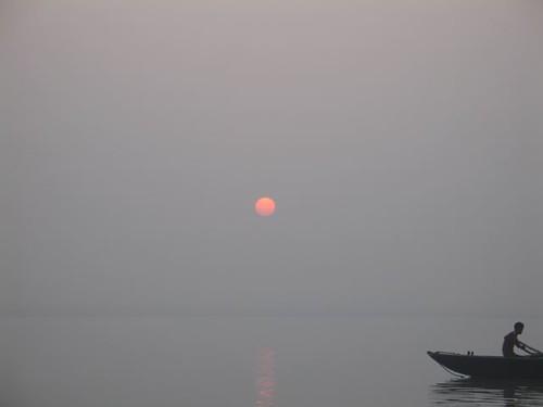 Sortida del sol a Vanarasi