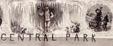 Thomas Nast - Jack Frost (1864)