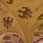 historische Deckenmalerei