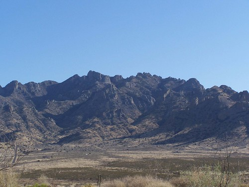 Desert Mountains II