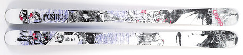 Volkl Cosmo Skis 2008