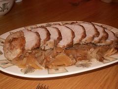 Bavarian Pork Loin