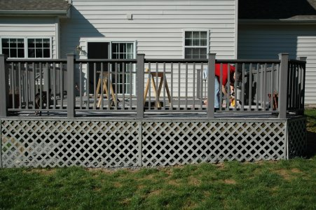Deck - After (almost)