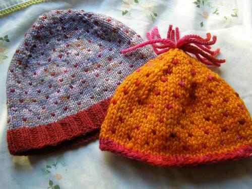 sweet potato hats