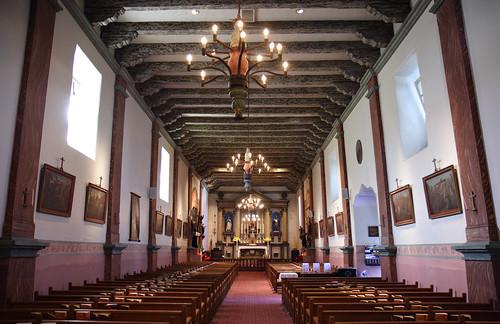 mission san buenaventura chapel