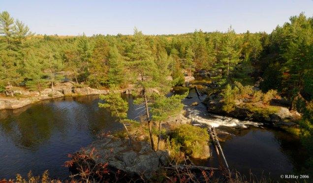 High Falls Trail, Algonquin Park
