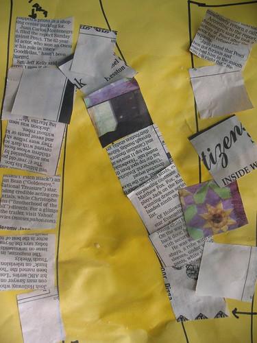 newspaper n
