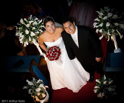 Vinicius e Ana Paula. by Arthur Neto