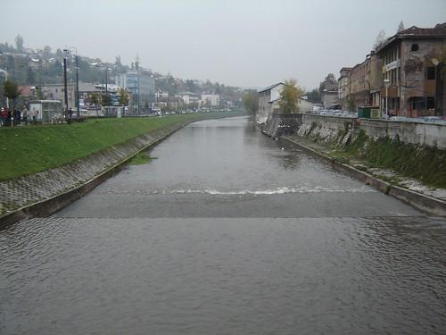 In Sarajevo dupa topirea zapezii