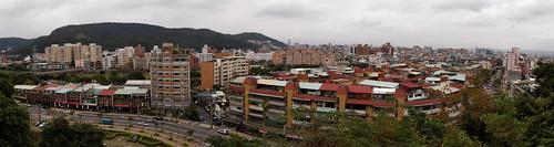 Overlooking Shilin