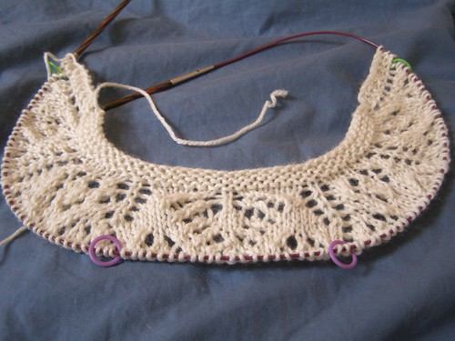 Jenny's Shawl, take two