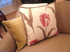 Tulip Pillows