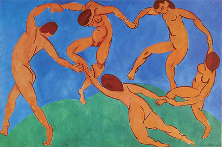 Henri Matisse The Dance 1910