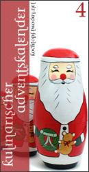Kulinarischer Adventskalender 2007 - 4